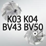 K03 / K04 / BV-43 / BV-50