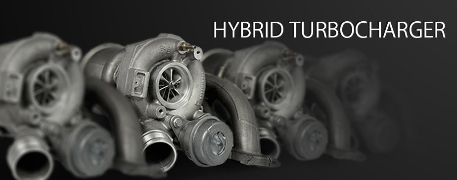 Hybrid Turbocharger